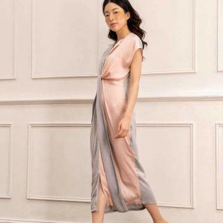 Đầm lụa Tochie