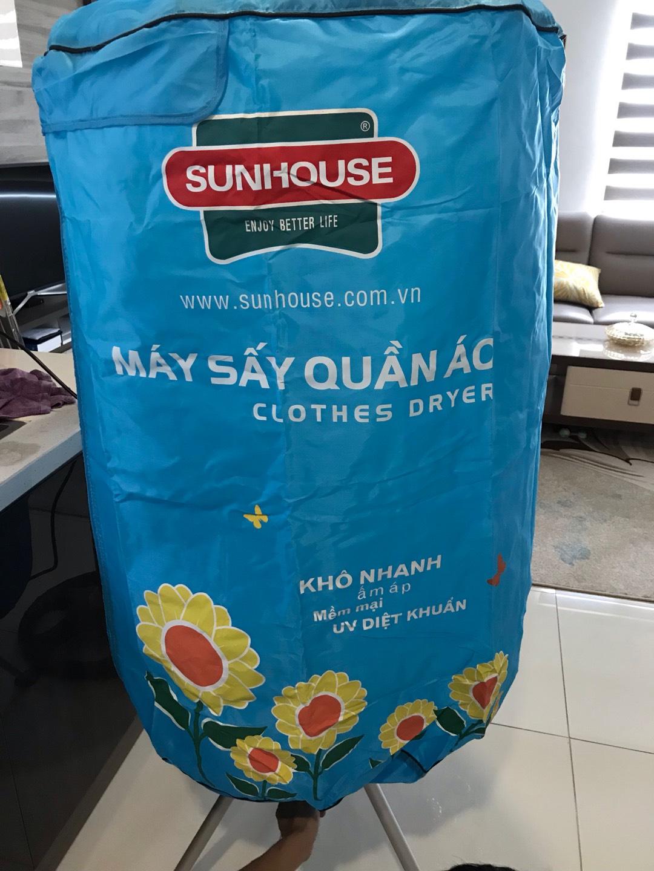 Máy sấy quần áo Sunhouse SHD2611 (Xanh dương)