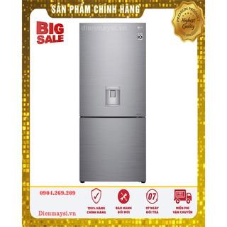 Tủ lạnh LG Inverter 305 Lít GR-D305PS (Miễn phí giao tại HCM-ngoài tỉnh liên hệ shop)