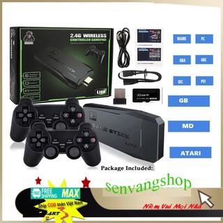 [ Game Stick 4k ] Máy Chơi Game Stick 4K - PS3000 10000 - HDMI Bảo Hành 12 Tháng thumbnail