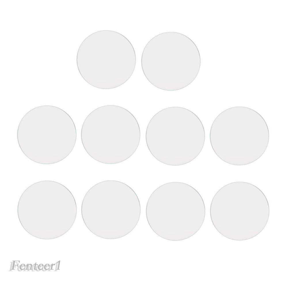 (Hàng Mới Về) Set 10 Dụng Cụ Hỗ Trợ Làm Đồ Trang Sức Bằng Thủy Tinh Dày 1mm