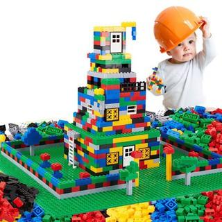[Hanoi 150k fs] Bộ đồ chơi xếp hình Lego 1000 chi tiết cho b