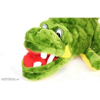 Cá sấu xanh 65p
