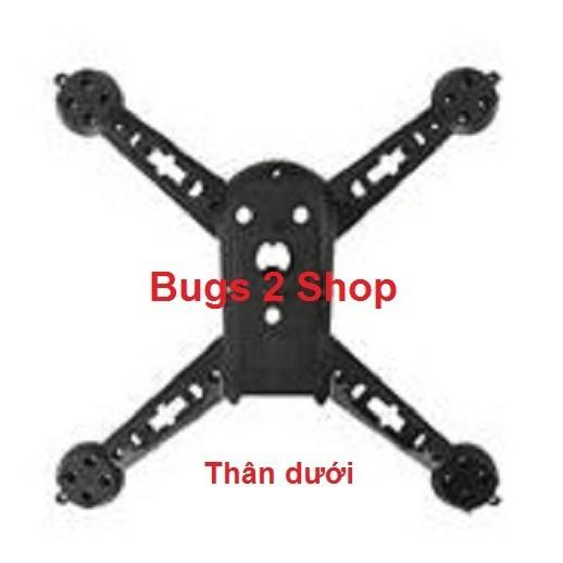 Vỏ máy bay MJX Bugs 5W - Chính hãng