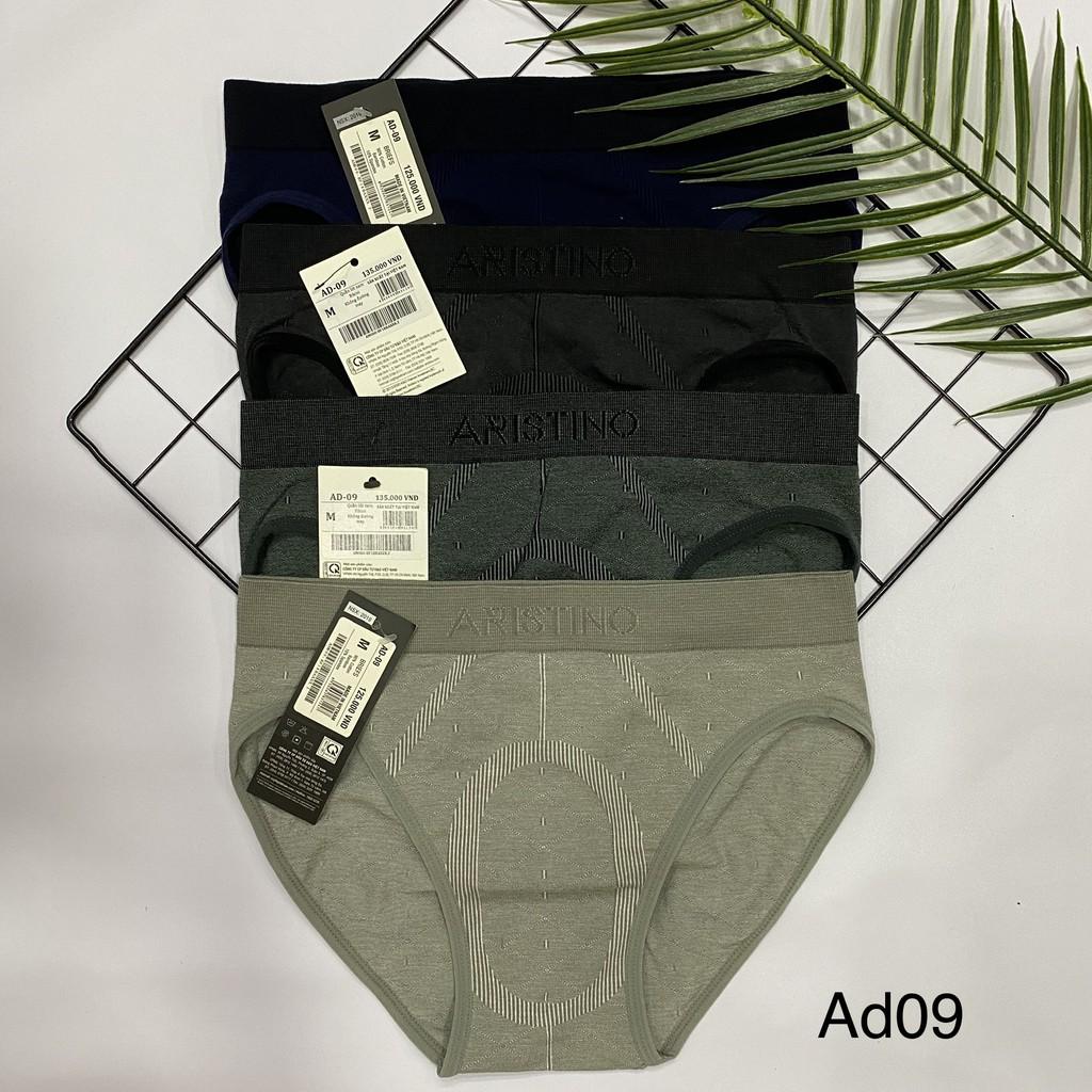 Quần lót nam tam giác ARISTINO - sợi tre liền mảnh AD09