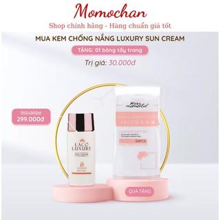 Kem chống nắng kép LACO Luxury nam/nữ dưỡng ẩm chống lão hóa lên tone 50ml