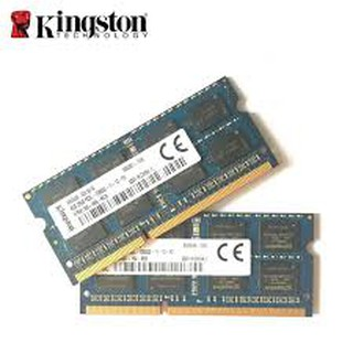 Ram Laptop Ram Laptop DDR3 8G bus 1600 / 3L - KINGSTON Mới Bảo Hành 3 Năm