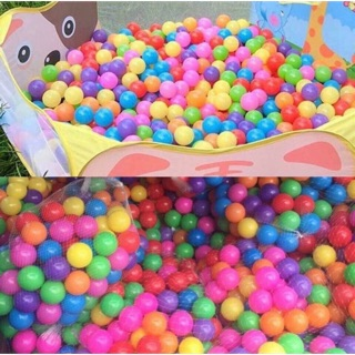Bộ lều bóng + 100 quả bóng