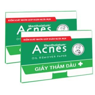 Giấy thấm dầu Acnes G100 tờ