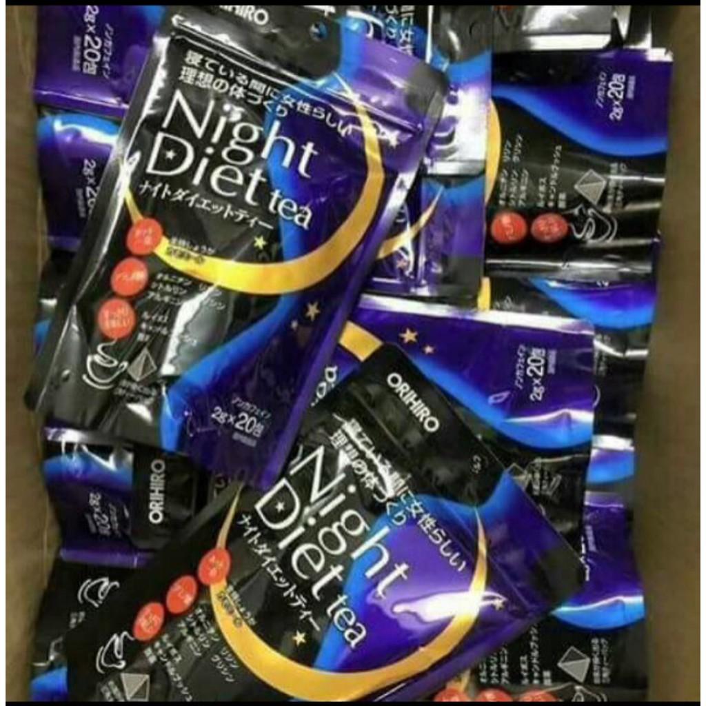 Trà Giảm Cân buổi tối Night Diet Tea Orihiro Nhật Bản - 3333104 , 972694533 , 322_972694533 , 165000 , Tra-Giam-Can-buoi-toi-Night-Diet-Tea-Orihiro-Nhat-Ban-322_972694533 , shopee.vn , Trà Giảm Cân buổi tối Night Diet Tea Orihiro Nhật Bản