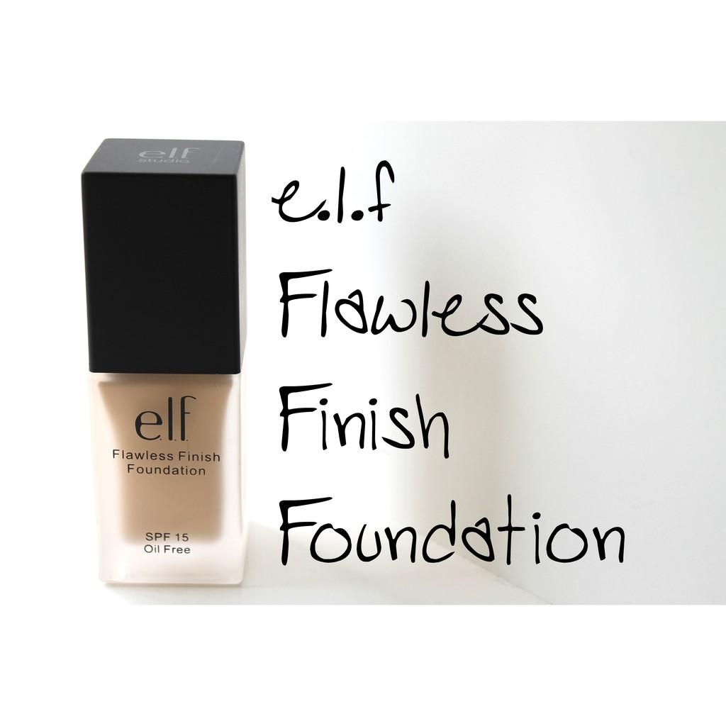 KEM NỀN e.l.f FLAWLESS FINISH FOUNDATION