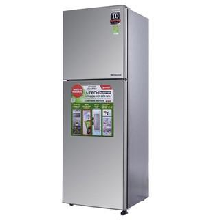 Tủ lạnh Sharp Inverter 241 lít SJ-X251E-SL/DS (Hàng chính hãng, bảo hành 12 tháng)