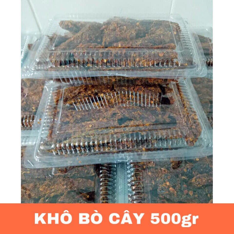 [FREESHIP] 500g | Khô bò (cây) Buôn Ma Thuột