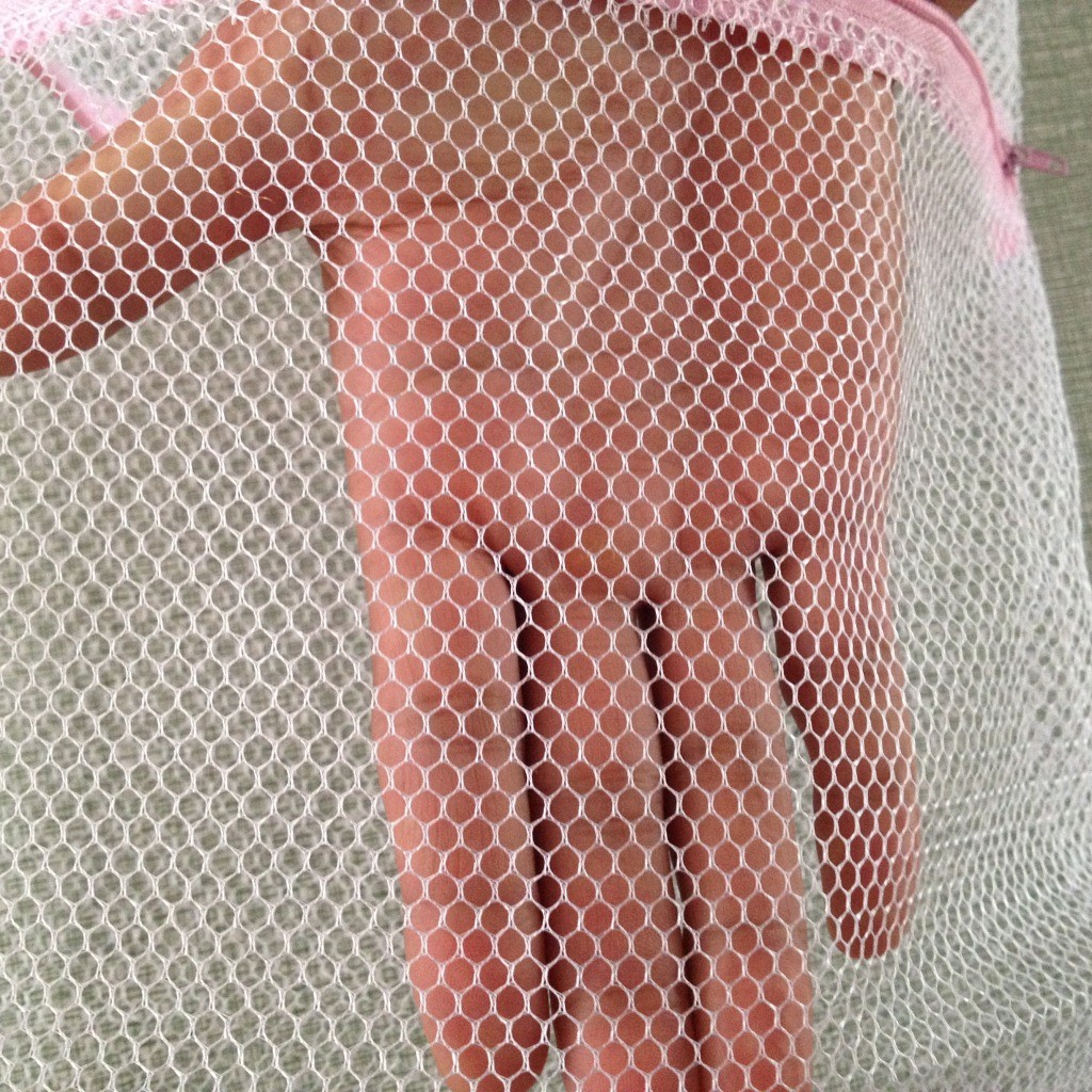 Túi lưới giặt đồ cho máy giặt loại lớn 50*60cm