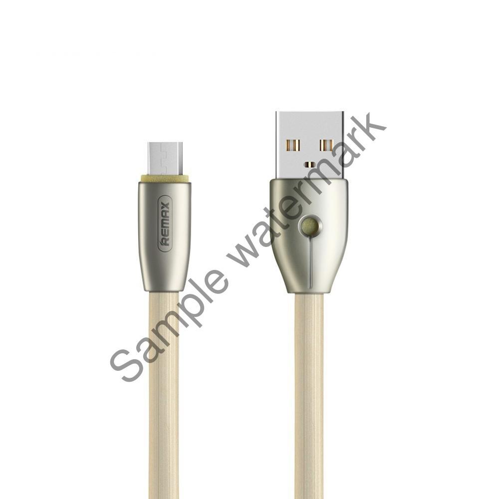 Cáp sạc Remax khi sạc đầy Micro USB Remax Kinght RC-043m - BẮC TỪ LIÊM