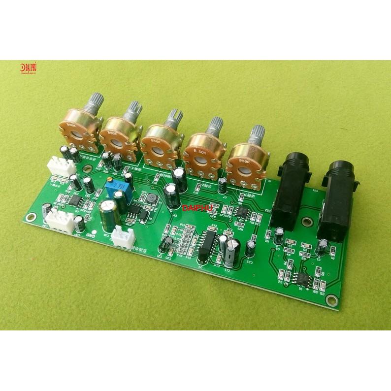 Mạch Karaoke PT2399 dùng nguồn đơn DC 12V - DIY loa kéo - 3095443 , 1012154125 , 322_1012154125 , 320000 , Mach-Karaoke-PT2399-dung-nguon-don-DC-12V-DIY-loa-keo-322_1012154125 , shopee.vn , Mạch Karaoke PT2399 dùng nguồn đơn DC 12V - DIY loa kéo