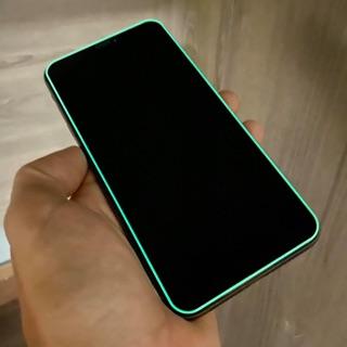 Kính cường lực PHÁT SÁNG full màn hình cho IPHONE