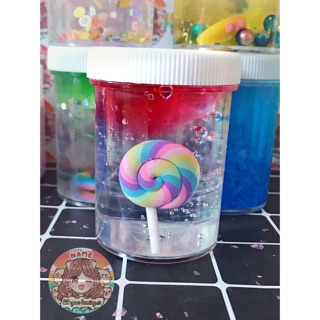 Clear Slime / Slime Trong
