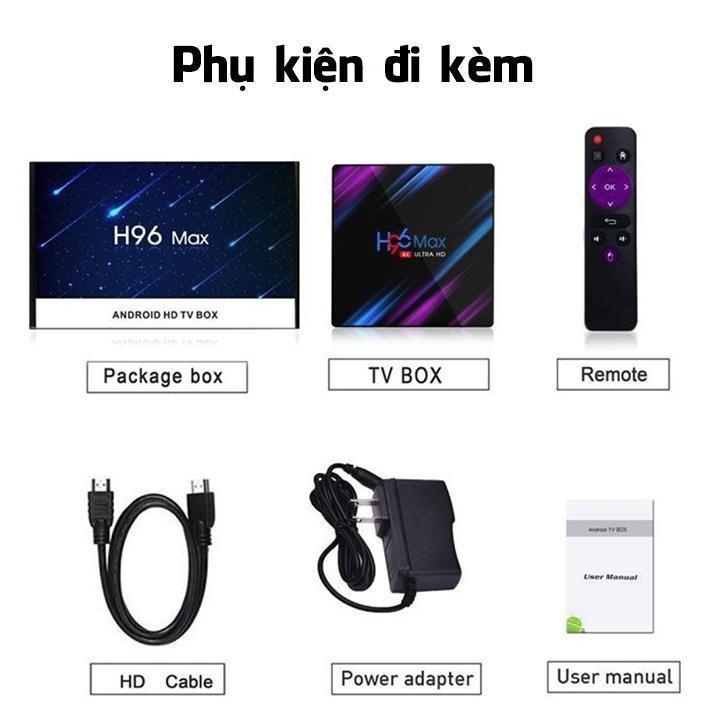 ĐẦU THU ANDROID TV BOX