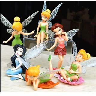 Búp bê Tinker Bell(bộ 6 con)