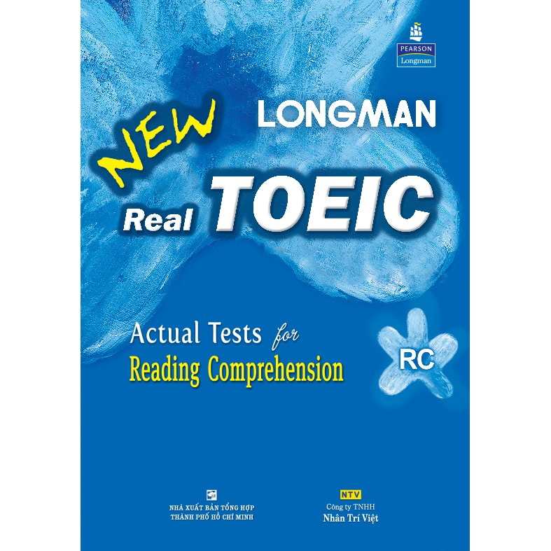 Longman New Real TOEIC: Actual Tests for Reading Comprehension 198.000d