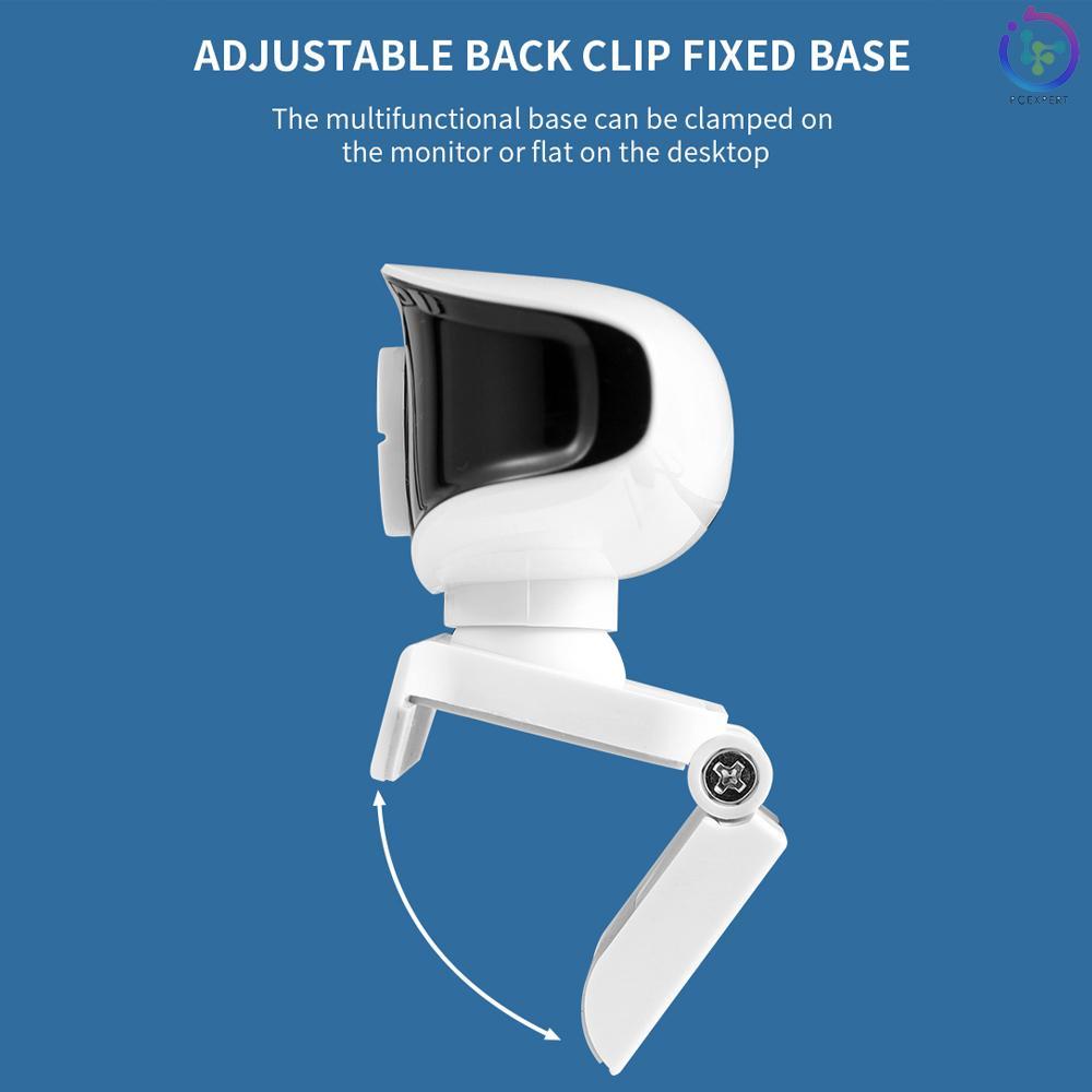 Webcam Full Hd 1080p Hd Đa Hướng Phích Cắm Và Phát Trực Tuyến