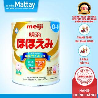 Sữa Meiji số 0 nội địa Nhật ( 800gr)