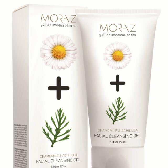 Sữa rửa mặt, dưỡng da thiên nhiên Moraz