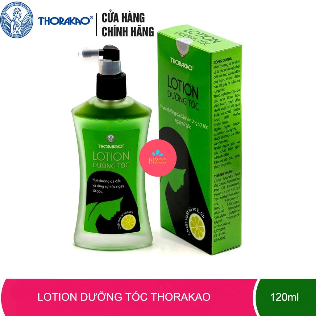 Dưỡng tóc Thorakao ngăn rụng tóc tinh dầu bưởi 120ml