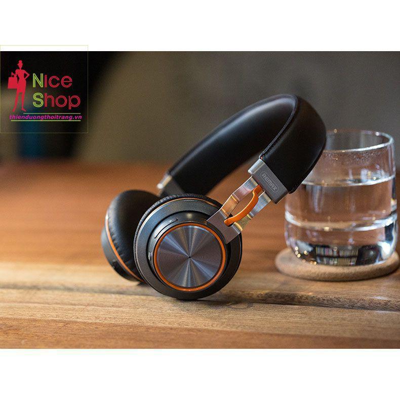 Tai nghe Bluetooth đa năng Pin siêu khỏe chính hãng Remax - HP001