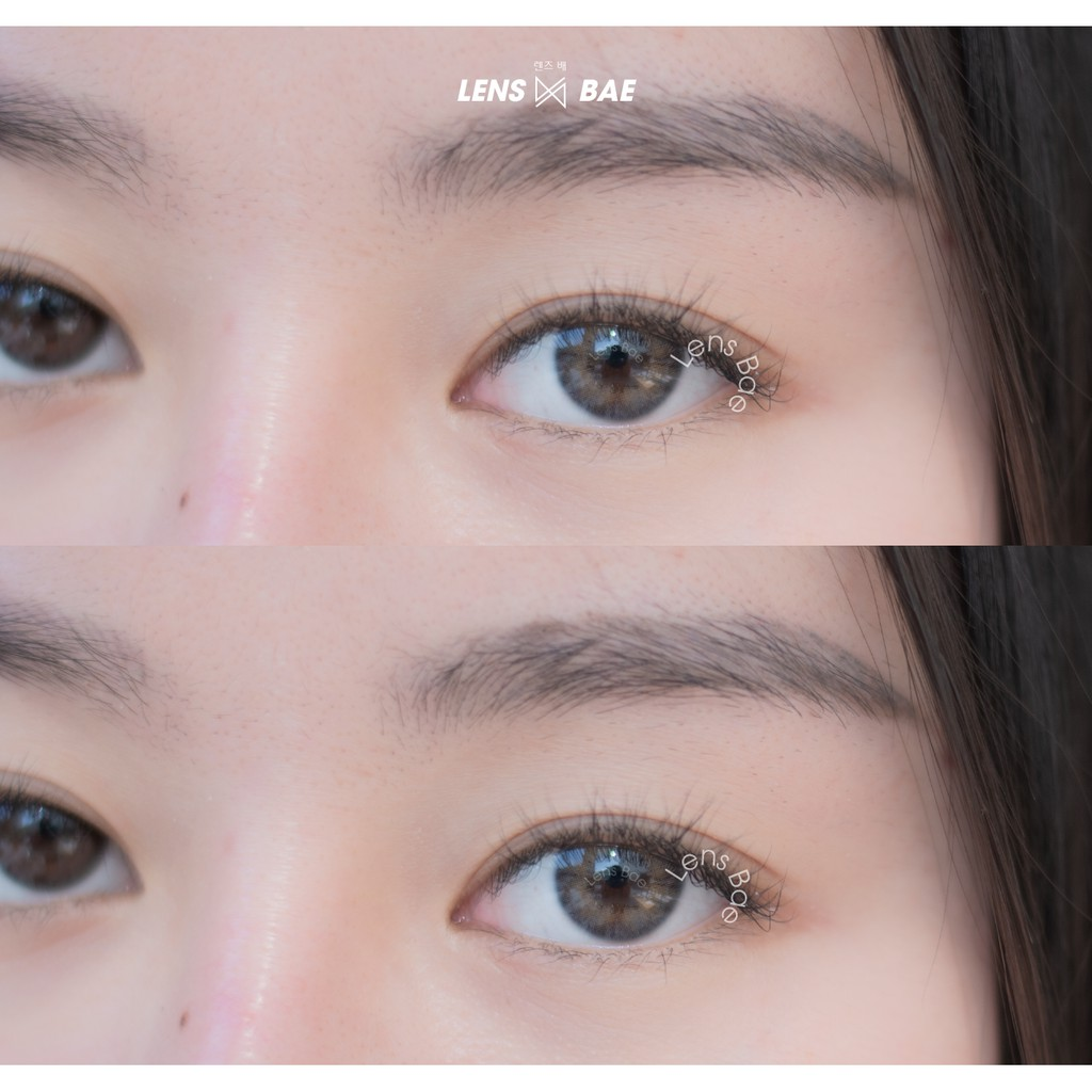 FIT ME | GRAY | Lens Bae | Kính áp tròng nội địa Hàn Quốc