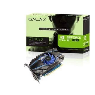 Card màn hình VGA GT 1030 2GB DDR5 GALAX thumbnail