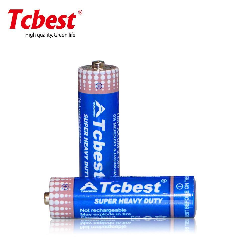 2 Pin Akaline TCbest AAA cho chuột không dây điều khiển