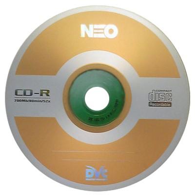 Đĩa CD-R Neo lốc 50 đĩa Giá chỉ 180.000₫