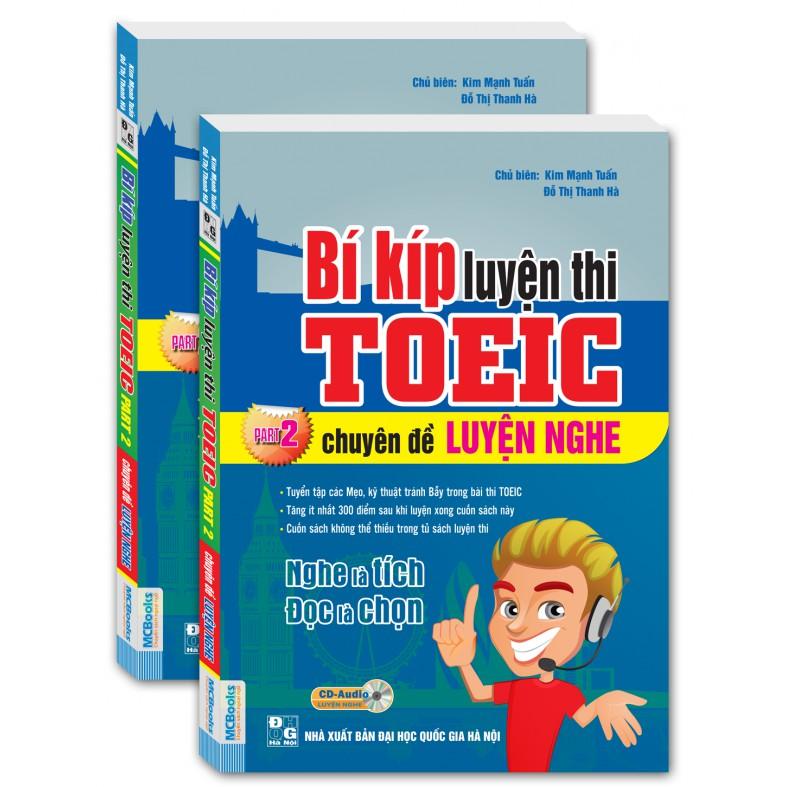 Bí kíp luyện thi TOEIC - chuyên đề LUYỆN NGHE - part 2 (kèm CD) - 3423132 , 1032244399 , 322_1032244399 , 188000 , Bi-kip-luyen-thi-TOEIC-chuyen-de-LUYEN-NGHE-part-2-kem-CD-322_1032244399 , shopee.vn , Bí kíp luyện thi TOEIC - chuyên đề LUYỆN NGHE - part 2 (kèm CD)