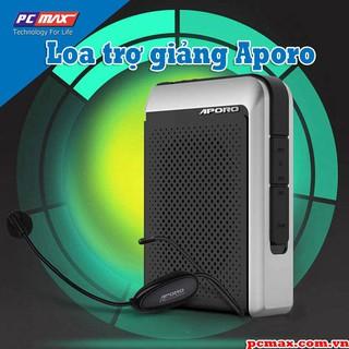 Máy trợ giảng không dây 30W 2.4G Bluetooth 5.0 Aporo T18 - Hàng chính hãng