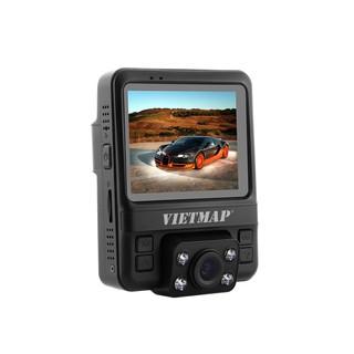 Camera Hành Trình Ô tô VietMap C63 Ghi Hình Trước Và Trong Xe