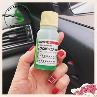 Thuốc bôi kich thích mọc tóc sato Nhật Bản (hàng chính hãng) thumbnail