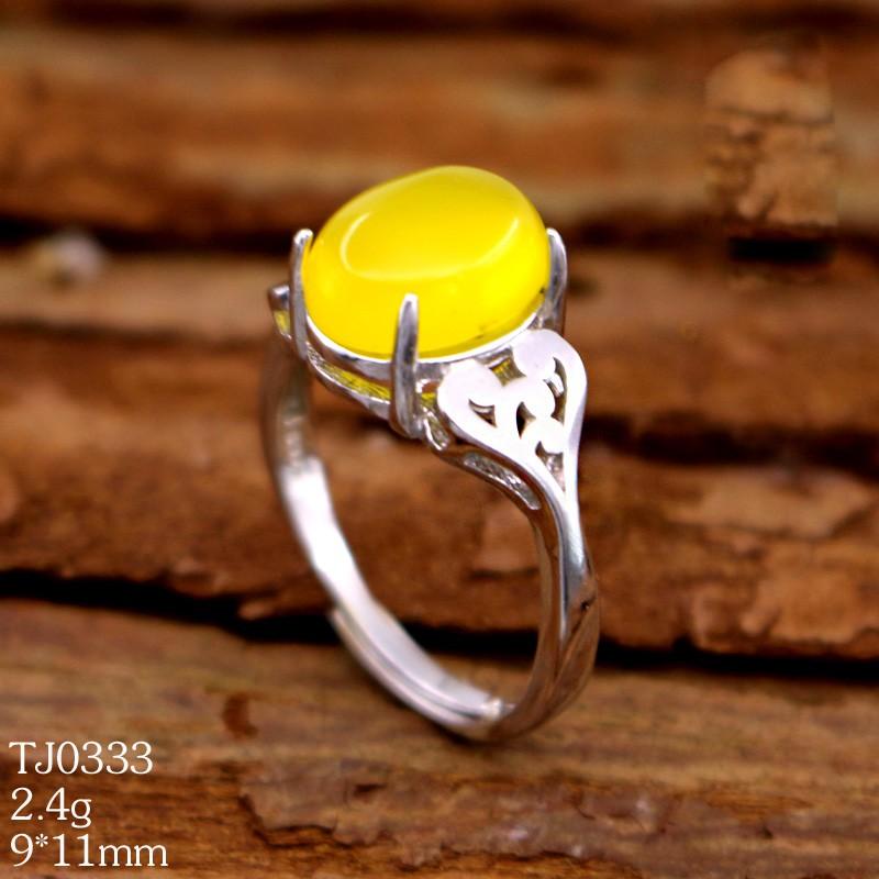 Nhẫn Mạ Bạc 925 Thời Trang Cho Nữ