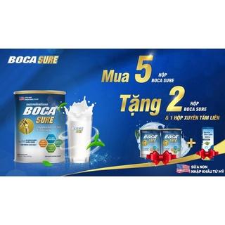 Mua 5 sữa TẶNG [2 BOCA SURE và 1 xuyên tâm liên] hỗ trợ xương khớp ALIFACO Sữa Non sữa non nhập khẩu từ Mỹ thumbnail