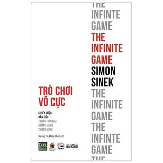 Sách - Trò Chơi Vô Cực - The Infinite Game