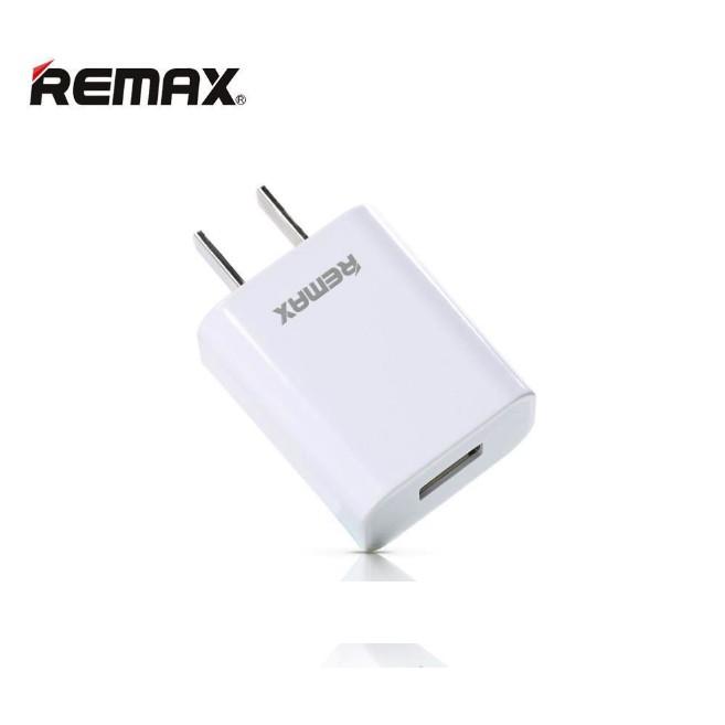 Củ sạc remax chính hãng + Fullbox Thích Hợp Mọi Điện Thoại