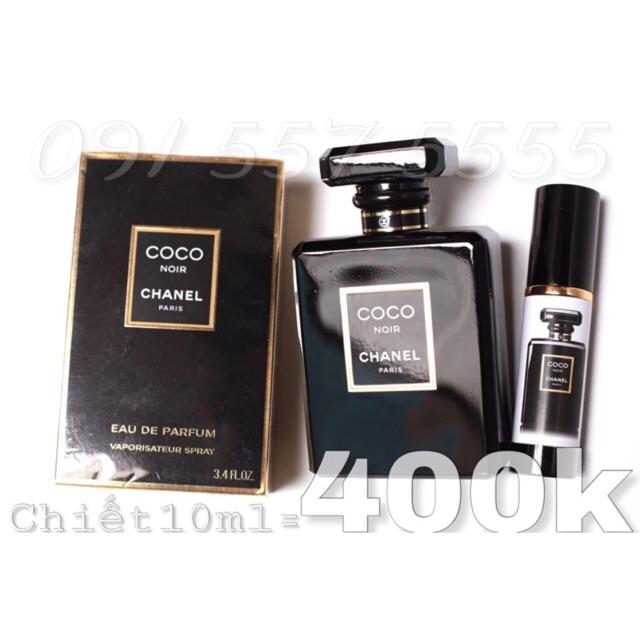 Chiết 10ml nước hoa Chanel Coco Noir