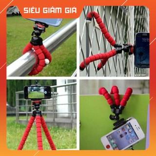 Gậy bạch tuộc 3 chân hỗ trợ livetream, dùng đỡ điện thoại máy ảnh - Topmax 1