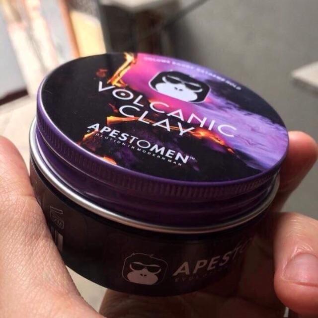 Sáp vuốt tóc volcanic