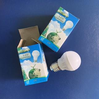 Bóng bomb LED 3W phù hợp thay thế trong các thiết bị điện trang trí nhà cửa – tiết kiệm điện