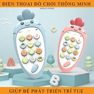 Điện thoại di động đồ chơi đa năng an toàn hỗ trợ giáo dục song ngữ cho trẻ em