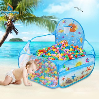 【H】Portable Children Game Playpen Kids Play Tent Indoor Sports Educational Toy[h]