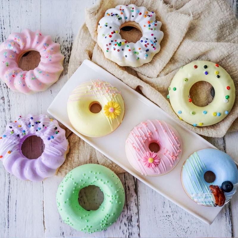 Mô Hình Bánh Donut Giả Trang Trí Cửa Hàng | Shopee Việt Nam