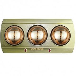Đèn sưởi nhà tắm 3 bóng Sunhouse SHD3813
